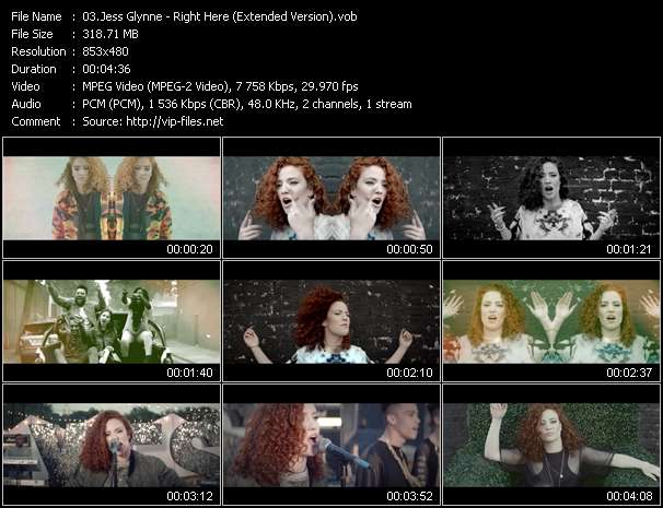 Jess Glynne - Right Here (Extended Version)