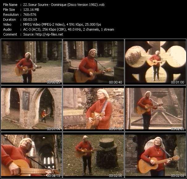 Soeur Sourire - Dominique (Disco Version 1982)