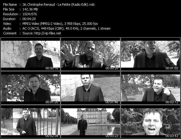 Christophe Renaud - La Petite (Radio Edit)