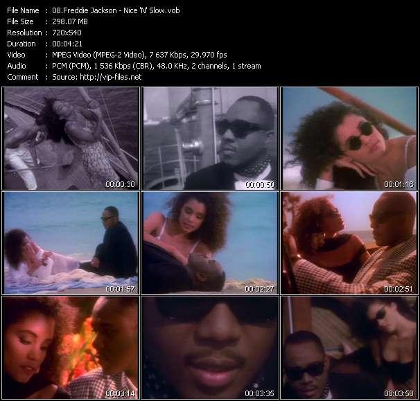 Freddie Jackson - Nice 'N' Slow