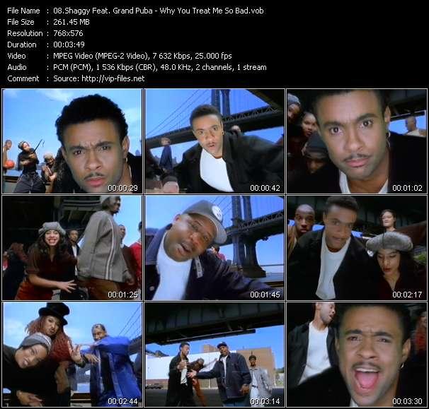 Shaggy Feat. Grand Puba - Why You Treat Me So Bad