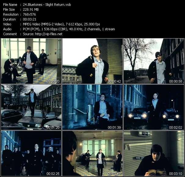 Bluetones - Slight Return