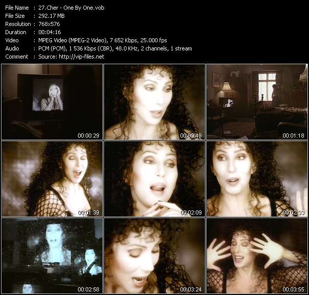 Cher - One By One