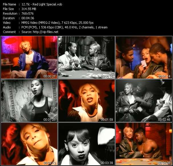 Tlc - Red Light Special