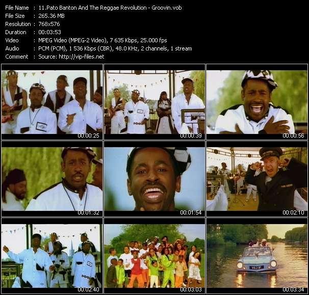 Pato Banton And The Reggae Revolution - Groovin