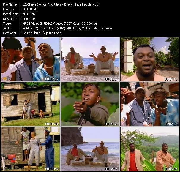 Chaka Demus And Pliers - Every Kinda People