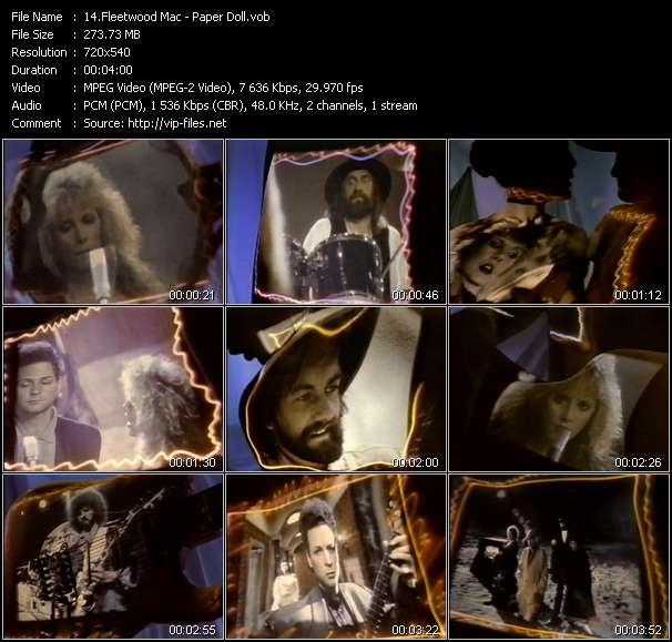 Fleetwood Mac - Paper Doll