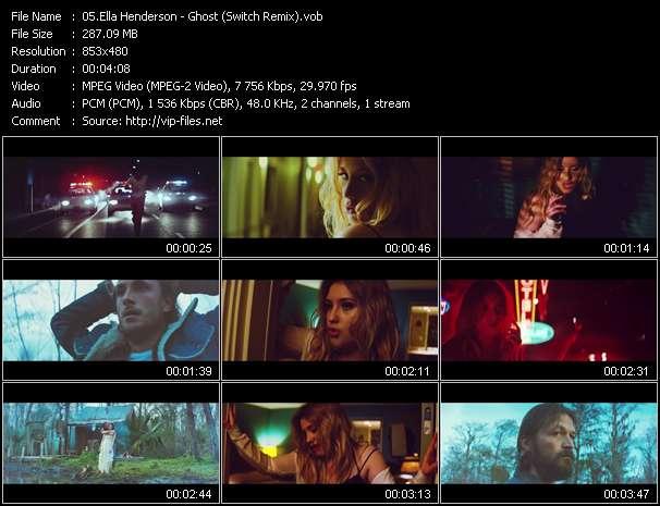 Ella Henderson - Ghost (Switch Remix)