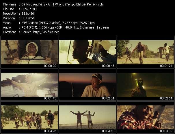 Nico And Vinz - Am I Wrong (Tempo Elektrik Remix)