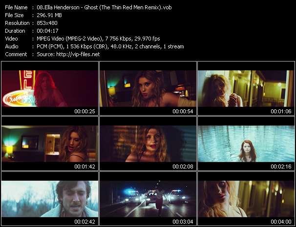 Ella Henderson - Ghost (The Thin Red Men Remix)