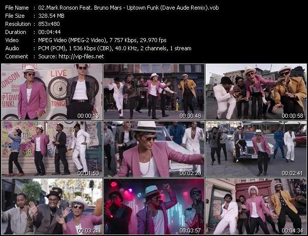 Mark Ronson Feat. Bruno Mars - Uptown Funk (Dave Aude Remix)