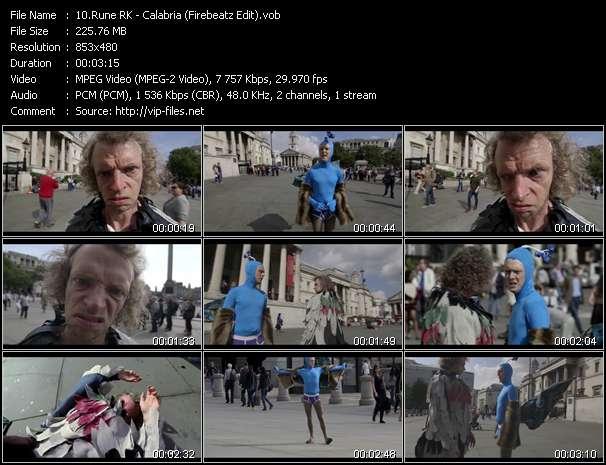Rune RK - Calabria (Firebeatz Edit)