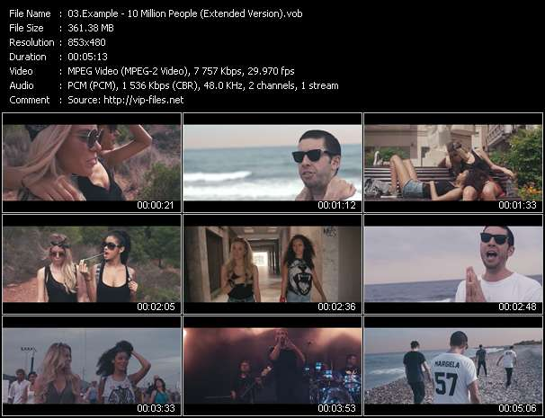 Example - 10 Million People (Extended Version)