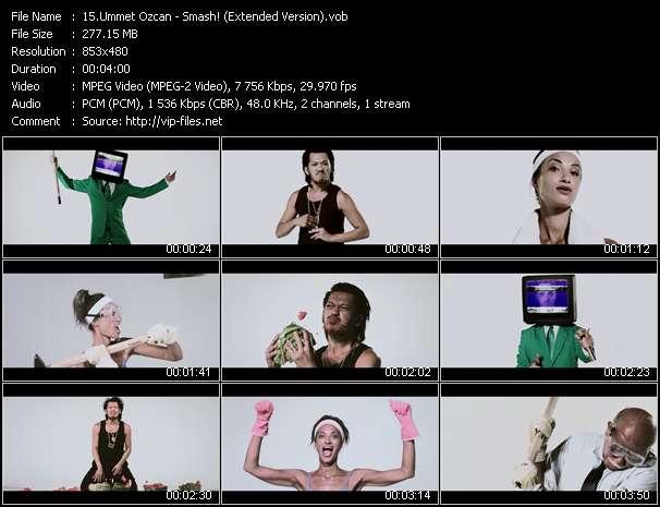 Ummet Ozcan - Smash! (Extended Version)