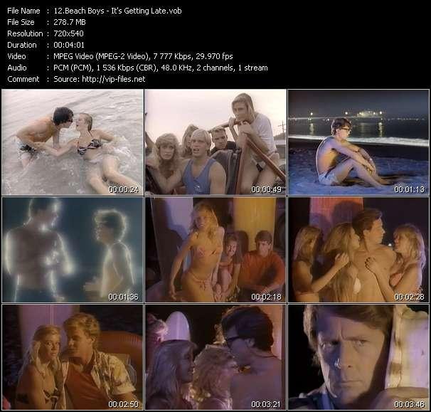 Beach Boys - It's Getting Late