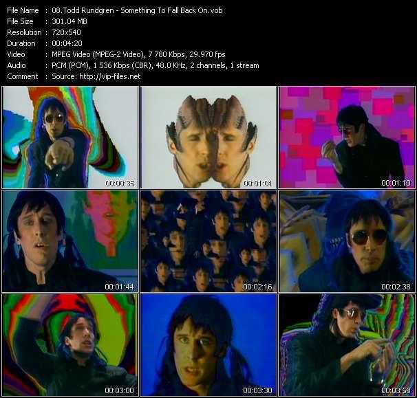 Todd Rundgren - Something To Fall Back On