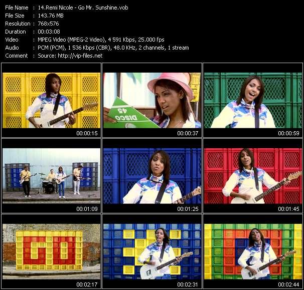 Remi Nicole - Go Mr. Sunshine