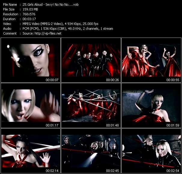 Girls Aloud - Sexy! No No No...