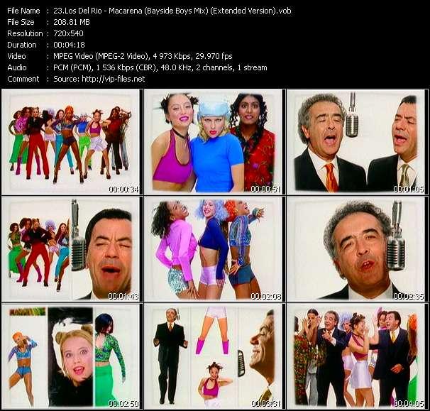 Los Del Rio - Macarena (Bayside Boys Mix) (Extended Version)