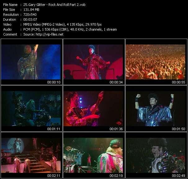 Gary Glitter - Rock And Roll Part 2