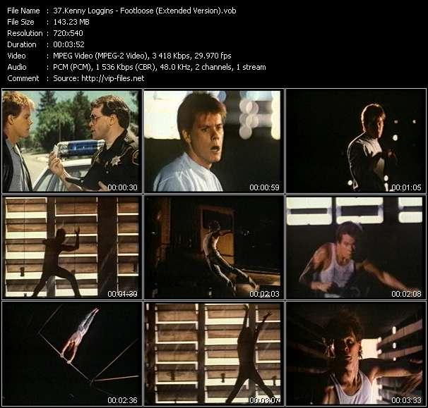 Kenny Loggins - Footloose (Extended Version)
