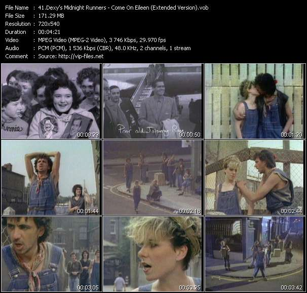 Dexy's Midnight Runners - Come On Eileen (Extended Version)