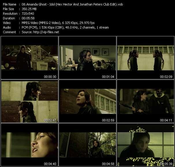 Amanda Ghost - Idol (Hex Hector And Jonathan Peters Club Edit)