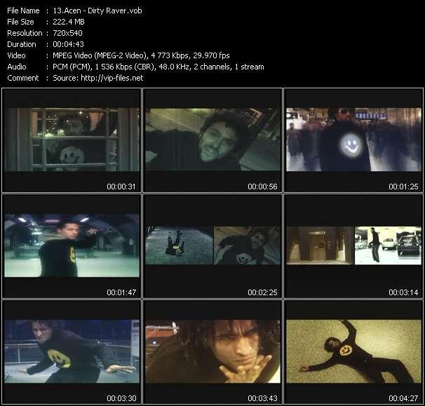 screenschot of Acen video