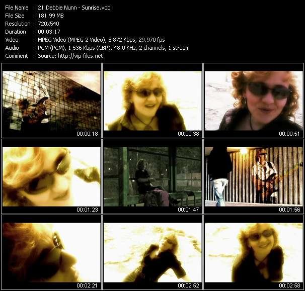 Debbie Nunn - Sunrise