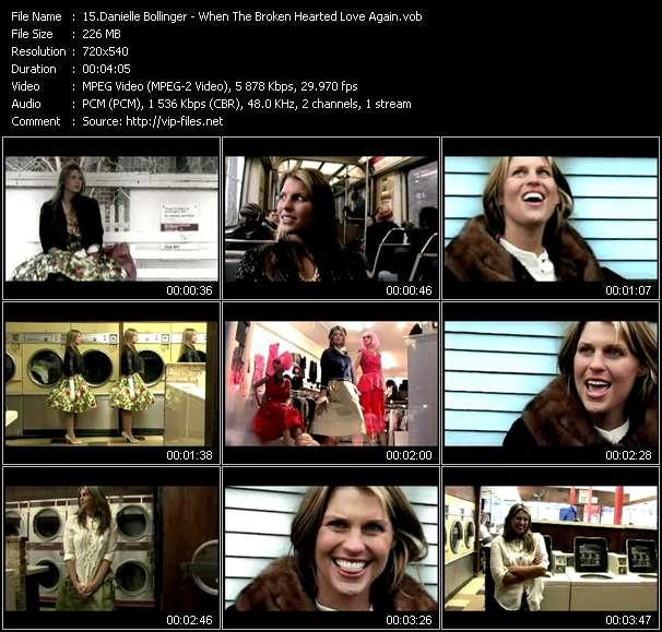 Danielle Bollinger - When The Broken Hearted Love Again