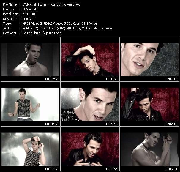 Michal Nicolas - Your Loving Arms