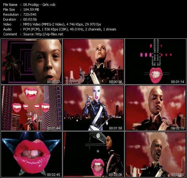 Prodigy - Girls