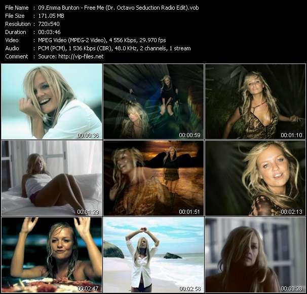Emma Bunton - Free Me (Dr. Octavo Seduction Radio Edit)