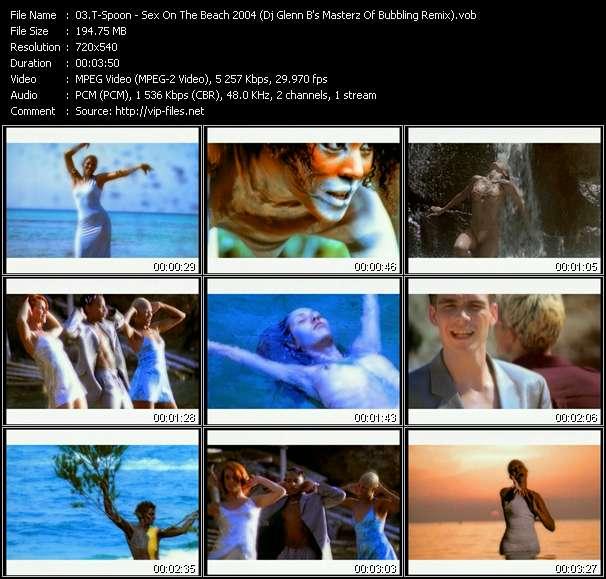 T-Spoon - Sex On The Beach 2004 (Dj Glenn B's Masterz Of Bubbling Remix)