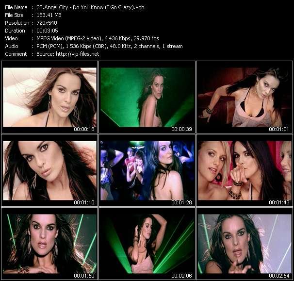 Angel City - Do You Know (I Go Crazy)