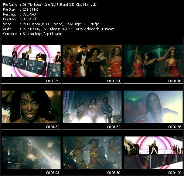 Mis-Teeq - One Night Stand (LEX Club Mix)