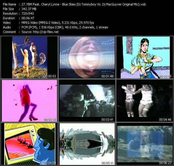 TBM Feat. Cheryl Lynne - Blue Skies (Dj Tommyboy Vs. Dj MacGuyver Original Mix)