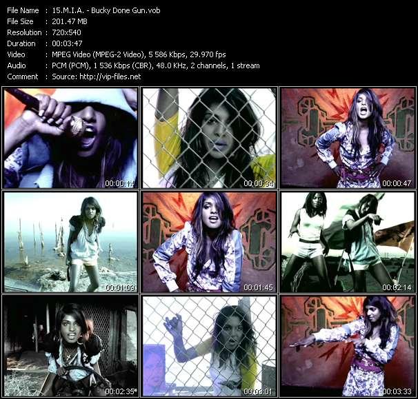 M.I.A. - Bucky Done Gun