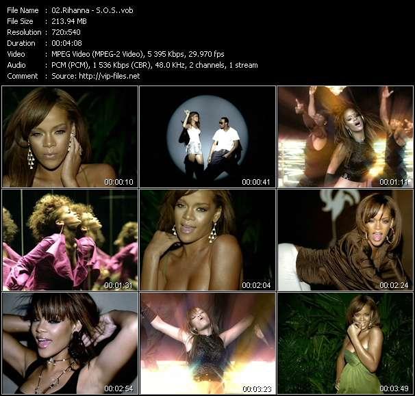 Rihanna - S.O.S.