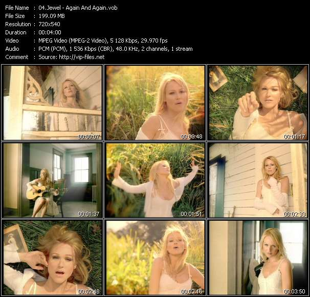 Jewel - Again And Again