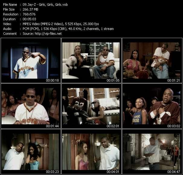 Jay-Z - Girls, Girls, Girls
