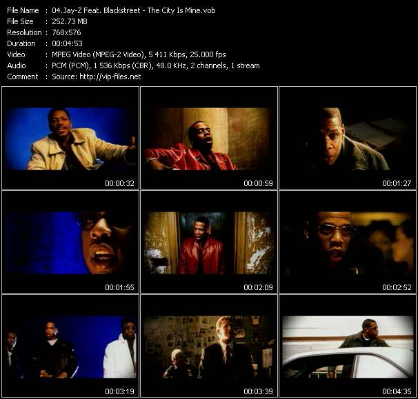 Jay-Z Feat. Blackstreet - The City Is Mine