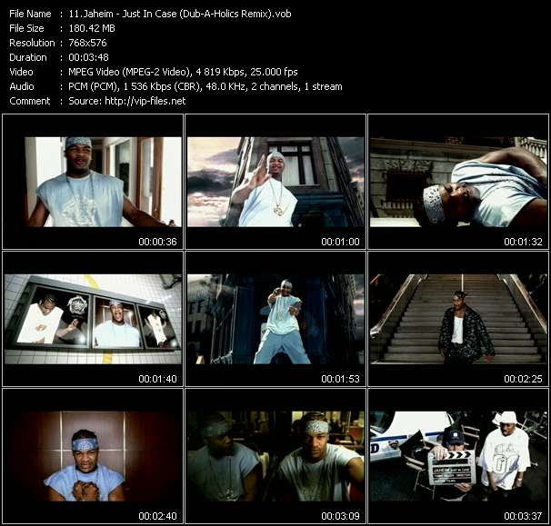 Jaheim - Just In Case (Dub-A-Holics Remix)
