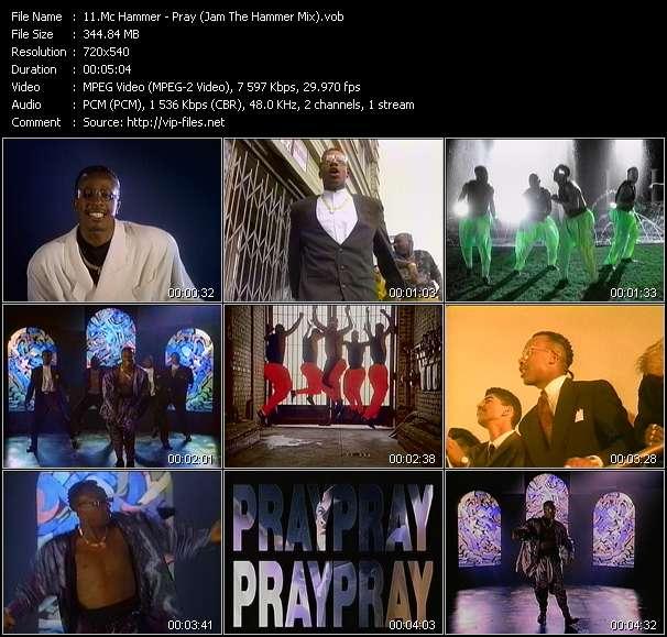 Mc Hammer - Pray (Jam The Hammer Mix)