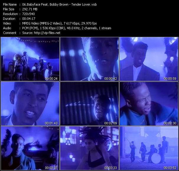 Babyface Feat. Bobby Brown - Tender Lover