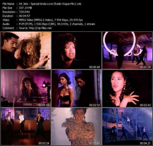 Jets - Special Kinda Love (Radio Vogue Mix)