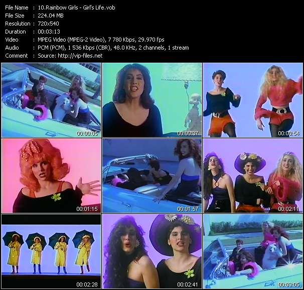 Rainbow Girls - Girl's Life
