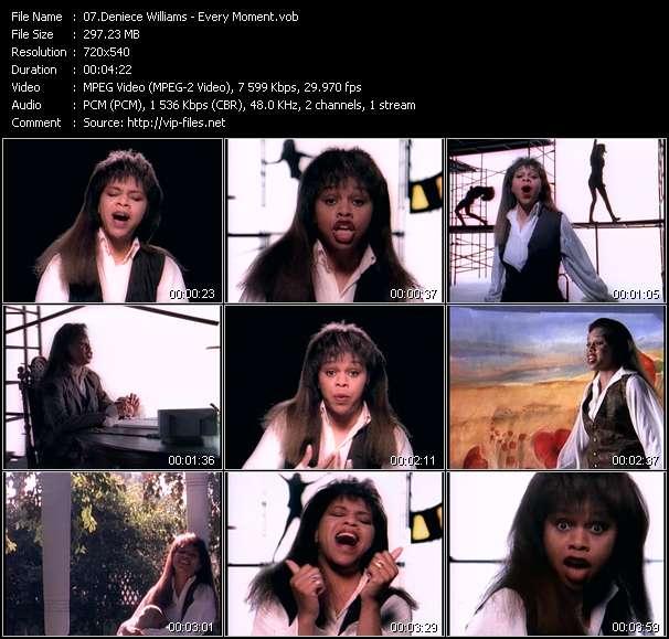 Deniece Williams - Every Moment