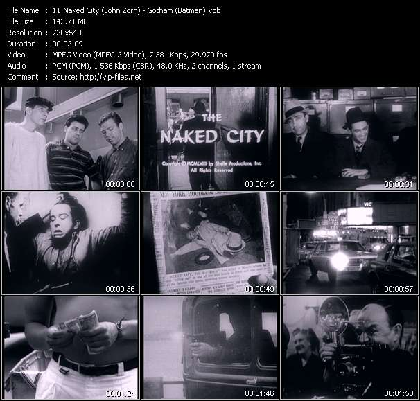Naked City (John Zorn) - Gotham (Batman)