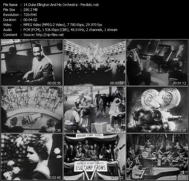 Duke Ellington And His Orchestra - Perdido